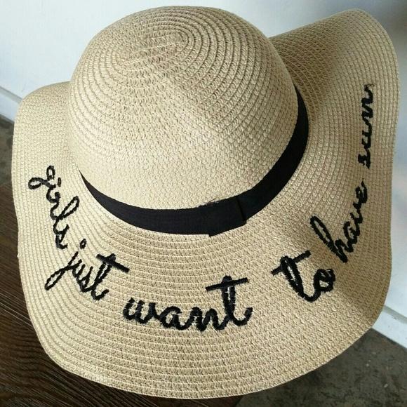 cfc3ed2f2206f Aldo Accessories - Aldo Girls Just Want to have sun hat